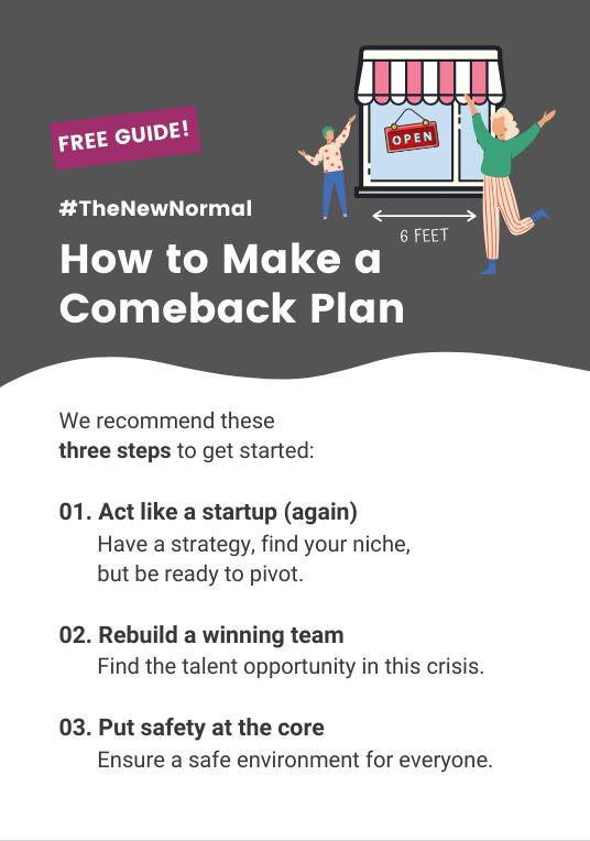 How to Make a Comeback Plan