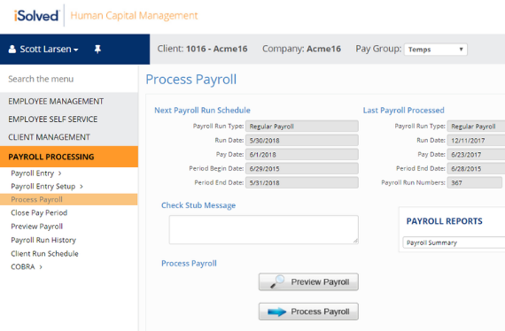 Payroll_Screenshot 1